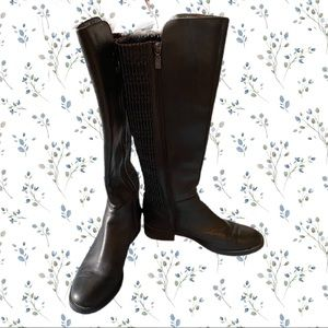 "BLONDO ""Elenor"" WATERPROOF black riding boot."